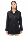 Ladies' Lightweight Basic Trench Jacket: (D982W)