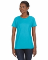 Ladies' Midweight Mid-Scoop T-Shirt: (780L)