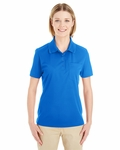 Ladies' Origin Performance Piqué Polo with Pocket: (78181P)