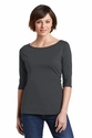 Ladies Perfect Weight 3/4 Sleeve Tee