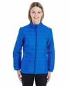Ladies' Prevail Packable Puffer: (CE700W)