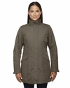 Ladies' Promote Insulated Car Jacket: (78210)