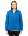 Ladies' Resolve Interactive Insulated Packable Jacket: (78231)