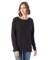 Ladies' Reversible Scrimmage Vintage French Terry Pullover