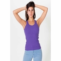 Ladies' Rib Tank: (AM3308)