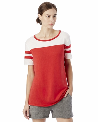 Ladies' Stadium Vintage Jersey T-Shirt