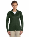 Ladies' Stretch Tech-Shell® Compass Full-Zip: (DG420W)