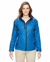 Ladies' Sustain Lightweight Recycled Polyester Dobby Jacket with Print: (78200)