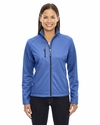 Ladies' Trace Printed Fleece Jacket: (78213)