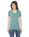 Ladies' Triblend Short-Sleeve Track T-Shirt: (TR301)