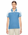 Ladies' Victor Performance Polo: (TT22W)