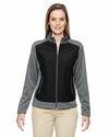 Ladies' Victory Hybrid Performance Fleece Jacket: (78202)
