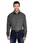Mason Long-Sleeve Workshirt: (4342)
