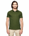 Men's 4.4 oz., 100% Organic Cotton Jersey Short-Sleeve Polo: (EC2505)