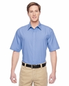 Men's Advantage Snap Closure Short-Sleeve Shirt: (M545)