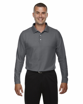 Men's DRYTEC20™ Performance Long-Sleeve Polo: (DG170)