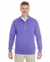 Men's DRYTEC20™ Performance Quarter-Zip: (DG479)
