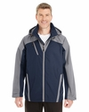 Men's Embark Colorblock Interactive Shell with Reflective Printed Panels: (NE700)