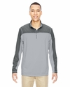 Men's Excursion Circuit Performance Half-Zip: (88220)