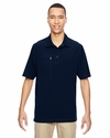 Men's Excursion Crosscheck Performance Woven Polo: (85120)