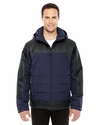 Men's Excursion Meridian Insulated Jacket with Melange Print: (88232)