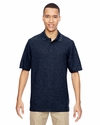Men's Excursion Nomad Performance Waffle Polo: (85121)