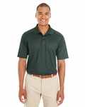 Men's Express Microstripe Performance Piqué Polo: (CE102)