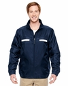 Men's Fleece-Lined All-Season Jacket: (M770)