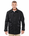 Men's Lightweight Basic Trench Jacket: (D982)