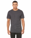 Men's Long Body Urban T-Shirt