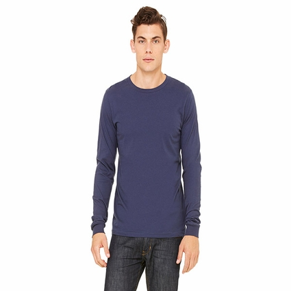 Men's Made in the USA Jersey Long-Sleeve T-Shirt