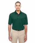 Men's Motive Performance Pique Polo with Tipped Collar