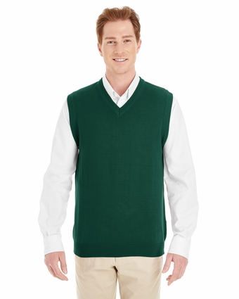 Men's Pilbloc™ V-Neck Sweater Vest: (M415)