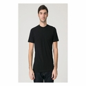 Men's Sheer Jersey Summer Tee: (6401)