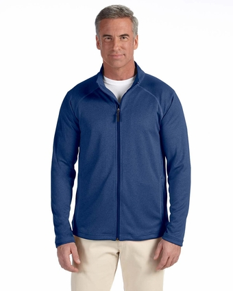 Men's Stretch Tech-Shell® Compass Full-Zip: (DG420)