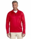 Men's Stretch Tech-Shell® Compass Quarter-Zip: (DG440)