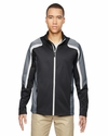 Men's Strike Colorblock Fleece Jacket: (88201)