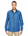 Men's Sustain Lightweight Recycled Polyester Dobby Jacket with Print: (88200)