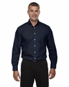 Men's Tall Crown Collection™ Solid Long-Sleeve Broadcloth: (D620T)