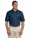 Men's Tall Pima Piqué Short-Sleeve Polo: (D100T)