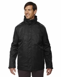 Men's Tall Region 3-in-1 Jacket with Fleece Liner