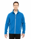 Men's Torrent Interactive Textured Performance Fleece Jacket: (88229)