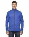 Men's Trace Printed Fleece Jacket: (88213)