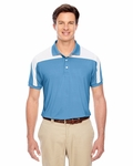 Men's Victor Performance Polo: (TT22)