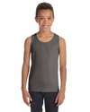 for Team 365 Youth Mesh Tank: (Y2780)