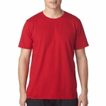 New Balance Men's T-Shirt: 100% Combed Ring Spun Cotton Athletic Cut (NB4140)