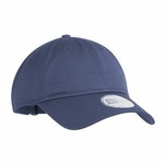 New Era Cap: 100% Cotton Adjustable Unstructured (NE201)
