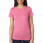 Next Level Women's T-Shirt: Tri-Blend Short Sleeve Crewneck (6710)