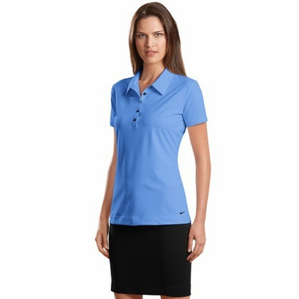 Nike Women's Polo Shirt: Elite Series Ottoman Textured (429461)