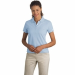 Nike Women's Polo Shirt: Dri-FIT Pique II (244613)